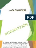 Presentacion Area Finanzas