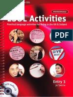 ESOL Activities Entry 3