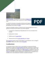 Causas y localizacion de los terremotos
