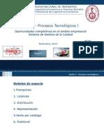 Procesos Tecnológicos I - Sesión 2