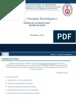 Procesos Tecnológicos I - Sesión 3