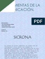SICRONA Y ASICRONA