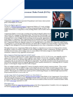 The Indictment of Congressman Chaka Fattah - What Comes Next?