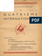 Quatrième Internationale I, Nº 20-21, 1945