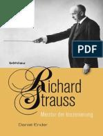 Richard Strauss - Meister der Inszenierung