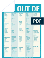 Printable To Do Post it Notes
