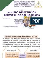 2 El Modelo de Atención Integral de Salud Familiar.pptx VEDADERO