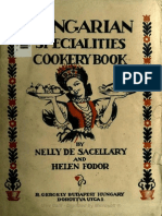 Hungarian Cook Book