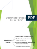 Tema 9 Discriminación Social