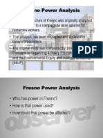 Fresno Power Analysis – Fresno County Democratic Party