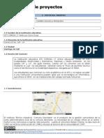 Planificador de Proyectos Luis Fernando Villacis y Carmen Graciela Mosquera
