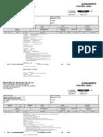 CI3164 Work Order