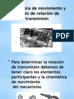 Cinematica Cajas automotrices
