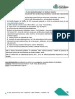 Check List – Plano de Gerenciamento de Resíduos Sólidos