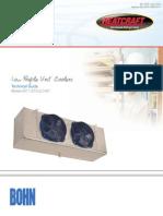 Bohn Walkin Cooler Manual