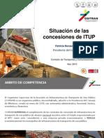 Concesiones de Transportes en Perú
