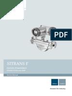 Siemens SITRANS FC430 HART Service Man A5E03736884 2013 12 Coriolisis