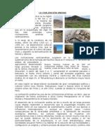 la civilizacion andina