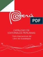 Feria Internacional de Guadalajara - Catálogo Perú