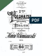 Wieniawski-PolonaiseA(klav)