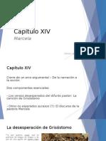 Marcela - Presentación Quijote