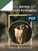 Datos Agrop. El Ganado Bovino en Produccion Ecologica