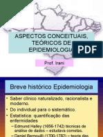Aspectos Conceituais Teoricos de Epidemiologia