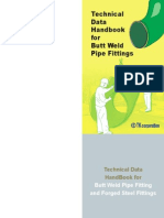 Technical Data Handbook Pipe Fitting