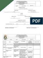 Plan de Aula Religión- Primero Octavo 2015