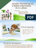 Desarrollo Psicosocial en La Niñez Intermedia[1]