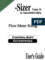 FE SizerUserManual