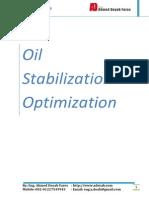 Oil Stab Op Tim Ization
