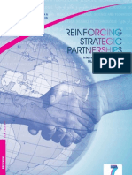 Reinforcing strategic partnerships