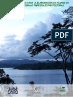Guía Reservas Forestales Protectoras