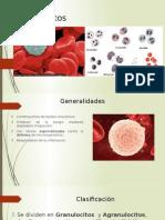 "Histologia ""Leuccitos"" Generalidades"