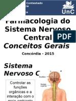 Aula 5 - Farmacologia Do SNC I