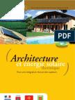 Architecture Energie Solaire