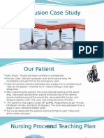 perfusion case study pp