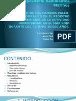 Exposición Sedimentos Marinos final.pptx