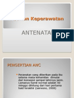 Askep Antenatal
