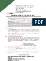 Informação n.º 18 - Março de 2010 (1)