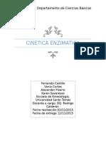 Actividad de la Enzima catalasa