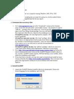 Installing Egroupware
