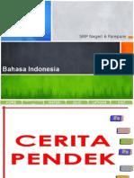 Bahasa Indonesia Cerpen