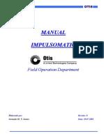 Manual de Equipamentos Schindler Impulsomatic