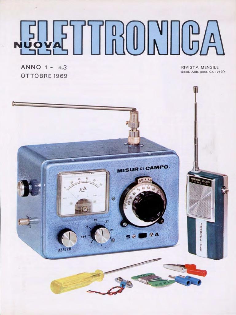 Schemi Elettrici Lesa : 003 nuova elettronica