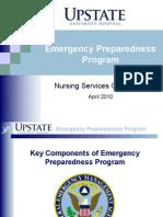 Nursing Services Orientation