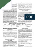 Pescado - Legislacao Portuguesa - 2007/12 - Desp nº 28934 - QUALI.PT