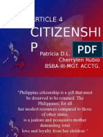 PolSci Citizenship