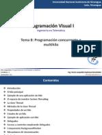 Tema8-Programacion Concurrente o Multihilo v2
